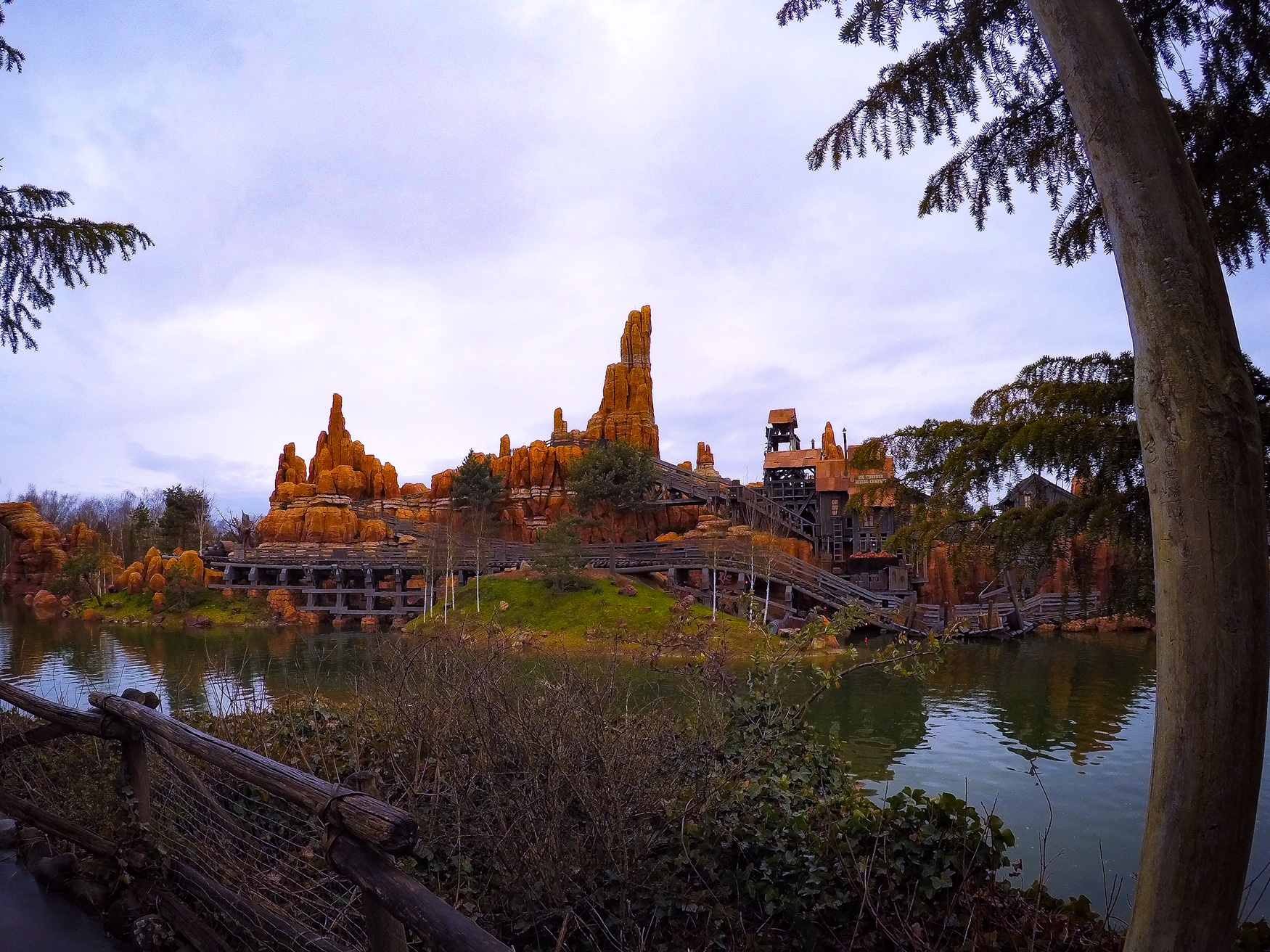 Big Thunder Moutain